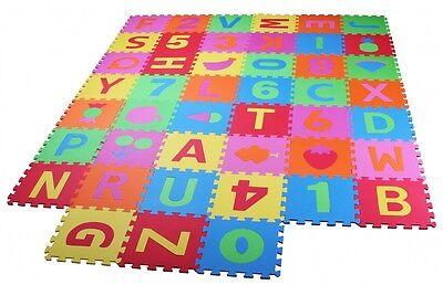 114-tlg. Mega Spar-Set Puzzlematte Spielmatte Spielteppich Kinderteppich NEU