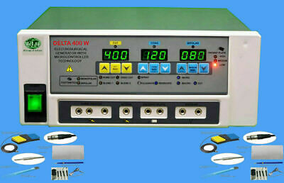 Electrosurgical Generator Digital Electro Surgical Cautery For Surgery Machine