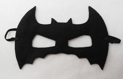 Bat or Batman or Black Cat Dress Up Mask, Pretend Play, Cosplay,