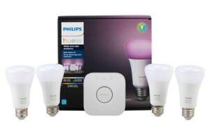 Philips Hue  LED Bulb Starter Kit