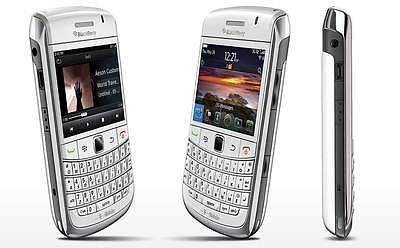 BlackBerry Bold 9780 White  (Unlocked) Factory Sealed
