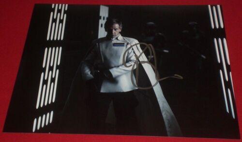 BEN MENDELSOHN SIGNED ROGUE ONE STAR WARS EVIL ORSON STILL 8X10 PHOTO AUTO COA