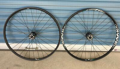27.5 Ryde Trace 25 OC disc bike wheels rear 142-12mm 100-15mm thru axle