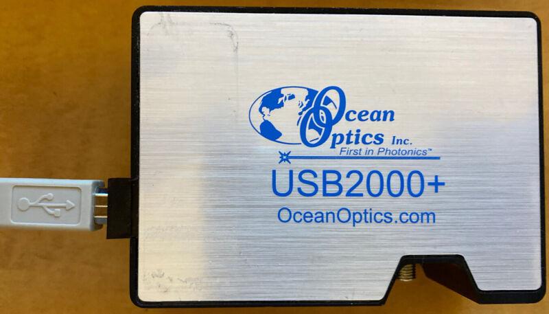 ocean optics usb2000+ 505-1171nm