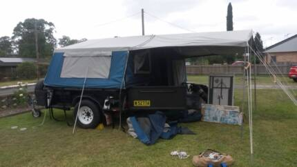 2010 Mario Camper Trailer in Very Good Used Condition Wingham Greater Taree Area Preview