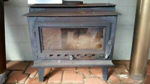 Wood Heater - Nectre Flaxton Maroochydore Area Preview