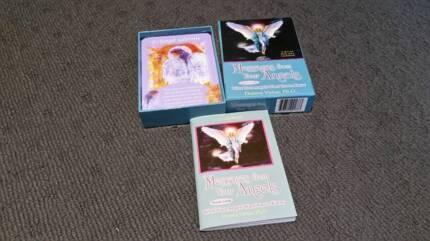 Doreen Virtue messages from your angels oracle deck