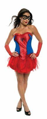 rl Woman Costume XS (Spider Woman Girl Kostüm)