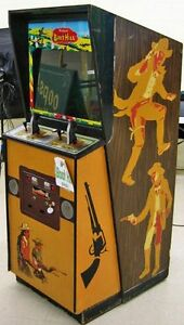 WANTED: Older black and white arcade games from the 70's