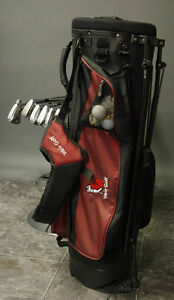 Golf Bag and all Clubs