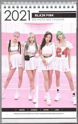 Black Pink Calendar 2021 & 2022 03 K-POP