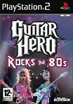 Guitar Hero Rocks the 80's (ps2 tweedehands game)