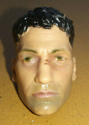 Marvel Legends Netflix Punisher Head Man-Thng Wave Jon Bernthal Custom Fodder