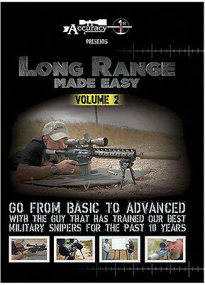 Accuracy 1st - Long Range Made Easy Volume 2 - DVD