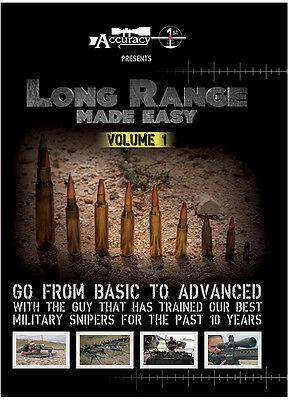 Accuracy 1st - Long Range Made Easy Volume 1 - DVD