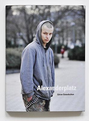 Göran Gnaudschun Alexanderplatz (English edition)