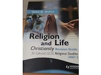 GCSE Religion and Life Unit 2 revision guide