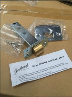 SOME Brand new Gainsborough Dual Sprung Tube Latch