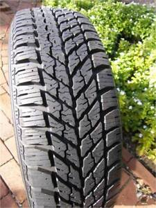 Winter (snow) tires Goodyear- Honda Civic almost new