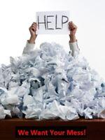 Bookkeeping Overhaul Services