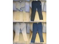 Bundle of trousers for boy aged 14-16