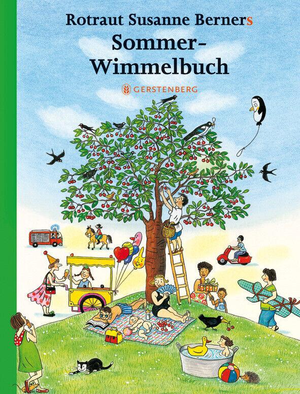 Rotraut Susanne Berner Sommer-Wimmelbuch
