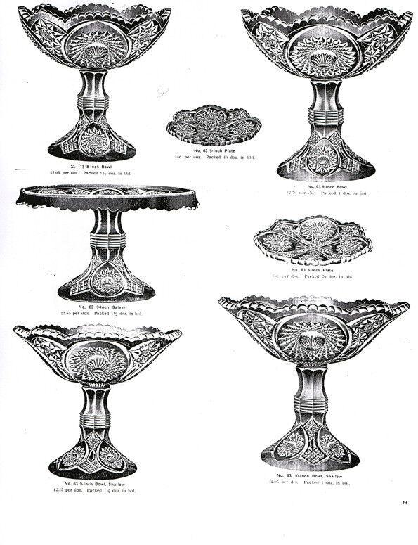 Duncan & Miller ca 1908 catalog reprint-EAPG