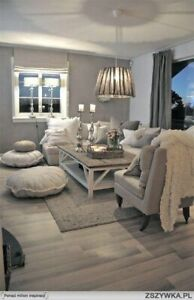 Wanted-farmhouse coffee table made-grey and white
