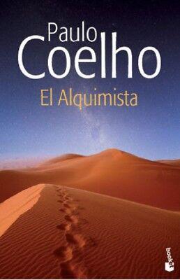 El Alquimista(Spanish) Paperback by Paulo Coelho
