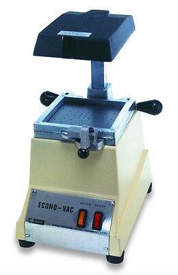 Buffalo Dental Econo-vac Vacuum Former Lab Vac Forming Machine 220v 80187