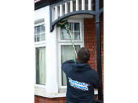 Book window or gutter cleaning service in Chester with the experts in the field