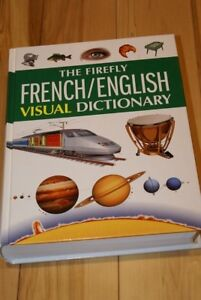 visual dictionary French-English with pictures