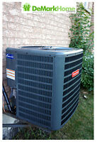 Air Conditioner Replacement/ Brand New Install- Rent Buy Finance