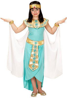 Ägyptische Pharaonin Cleopatra Kinderkostüm NEU - Mädchen Karneval Fasching Verk