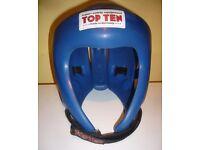 Top ten headguard