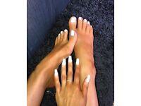 Massage my feet