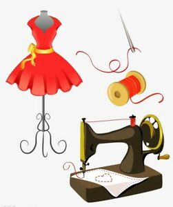 Sewing Machine and/or Supplies for an Aspiring Designer
