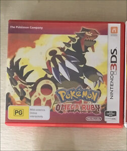 Pokemon Omega Ruby Ferntree Gully Knox Area Preview