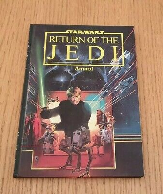 VINTAGE STAR WARS 1983 RETURN OF THE JEDI OFFICIAL MARVEL COMIC ANNUAL
