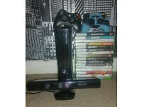 Xbox 360, 2 controllers+more (offers)