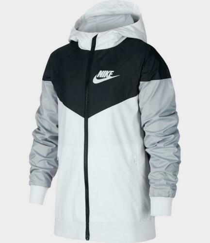 NIKE BOYS WINDRUNNER ZIP UP JACKET ASSORTED SIZES 850443 102
