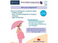 Pregnant or trying to? Help and get £50!