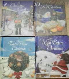 Christmas tales books