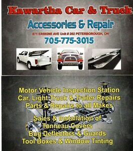 Kawartha Car and Truck Accessories and Repairs