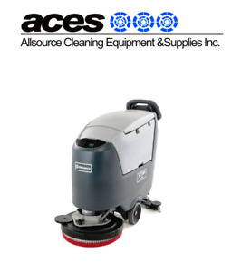 Advance SC500 walk behind floor machine/auto scrubber