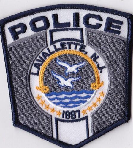Lavallette Police  New Jersey NJ  patch