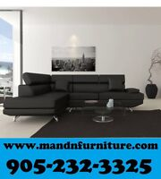 ~~NOT TAX MODERN SECTIONAL SET ONLY $699.00~~