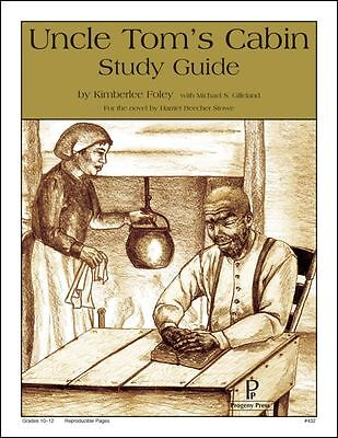 Progeny Press - Uncle Tom's Cabin Study Guide