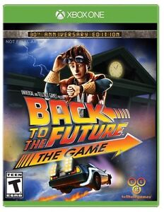 Back To The Future - XBOX ONE
