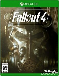 Fallout 4 $30 Perfect Condition Xbox one